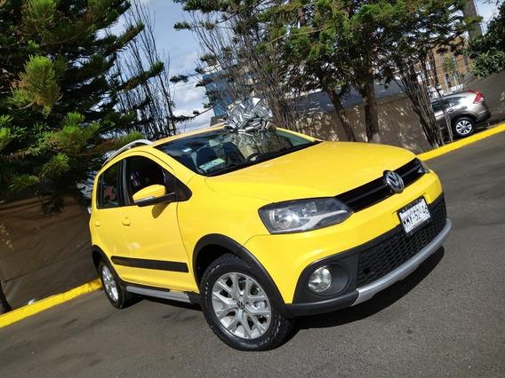 Volkswagen Crossfox 1.6 Hb Mt 2013