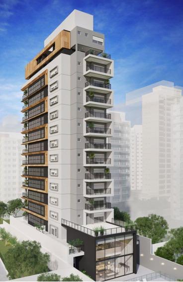Apartamento Residencial Para Venda, Jardim Paulista, São Paulo - Ap4917. - Ap4917-inc