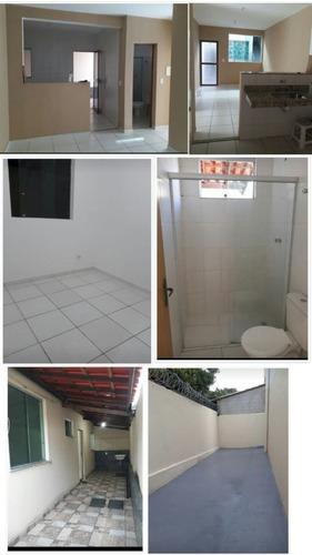 Bairro Bom Sucesso - Ribeirão Das Neves - Casa Geminada 02 Qtos - 3889