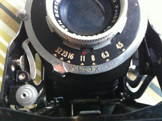Camera Fotografica Kinax Ii Em Otimo Estado - Ac Oferta