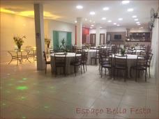 Salão Para Festas E Eventos Bh E Região - Espaço Bella Festa