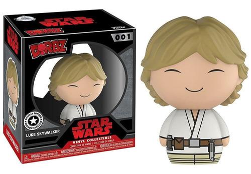 Imagen 1 de 2 de Luke Skywallker Viny Collection Disney Star Wars Dorbz