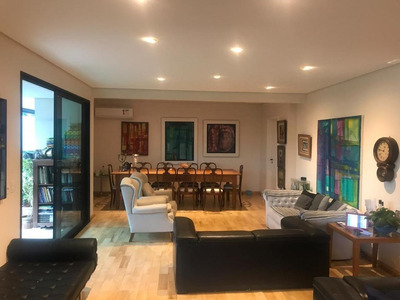 Apartamento Em Campo Belo, São Paulo/sp De 250m² 4 Quartos Para Locação R$ 11.000,00/mes - Ap226220