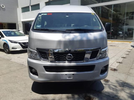 Nissan Urvan 4p Amplia L4/2.5 Man A/a 15/pas
