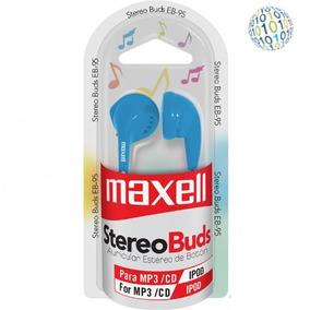 Gadgetfacil - Fone De Ouvido Maxell Eb-95 Az *original*