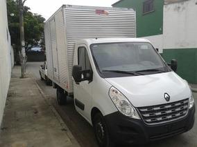 Renault Master Com Baú 0km - A Pronta Entrega 2018