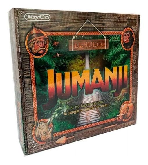 Jumanji El Juego De La Selva Popular 18002