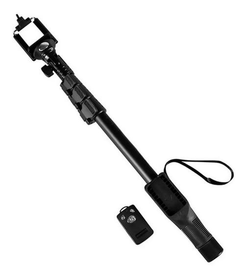 Bastão Pau Selfie Bluetooth Monopod Retrátil Mzp-108
