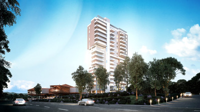 Desarrollo West Point Luxury Tower Collection