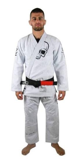 Kimono De Jiu Jitsu Kvra Bjj Future Branco A3