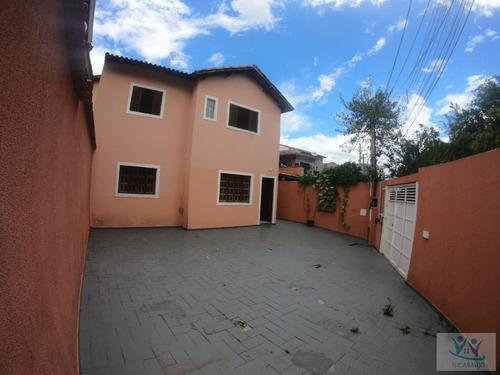 Casa Para Venda Em Mogi Das Cruzes, Cidade Jardim, 3 Dormitórios, 1 Suíte, 3 Banheiros, 4 Vagas - Ca0444_2-1137231