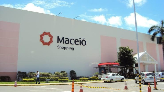 Vendo Ponto Comercial No Maceio Shopping.