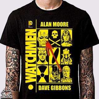 Camiseta Watchmen - Vertigo