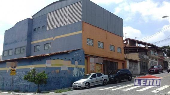 Prédio À Venda, 700 M² Por R$ 1.700.000 - Ponte Rasa - São Paulo/sp - Pr0029