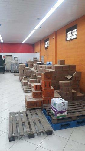 Loja, Vila Nossa Senhora De Fátima, São Vicente - R$ 600 Mil, Cod: 1249 - V1249