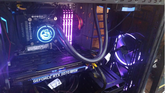 Pc Gamer Master Power Core I7-9700k - 32gb Ddr4 2933mhz - Rtx 2070 Super - Ssd Nvme Pcie X4 512gb - Pronto P/ Overclock