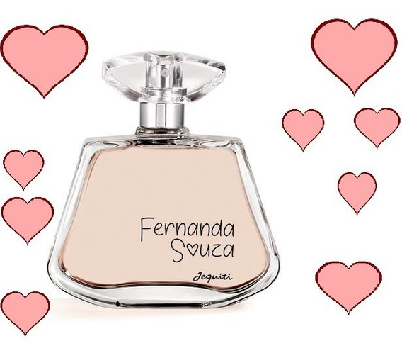 Fernanda Souza 100ml Perfume Feminino Jequiti