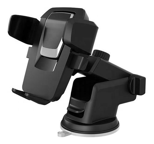 Imagem 1 de 10 de Suporte Veicular Celular Gps Ventosa Gruda Painel Automatic