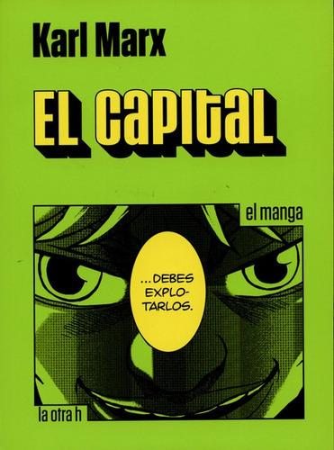 Imagen 1 de 1 de Libro El Capital (en Historieta / Comic)