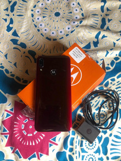 Celular Motorola Moto E6 Plus Nuevo