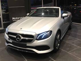 Mercedes Benz Clase E200 Cabrio