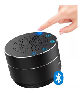 Parlante Portatil Zealot S19 Bluetooth De Aluminio