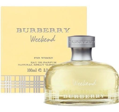 Perfume Burberry Weekend - Decant Fração 5ml