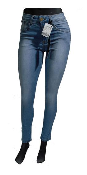 Calça Zoomp Jeans Claro-feminina Uni000674-universizeplus