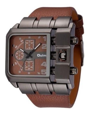 Relógio Masculino De Pulso Oulm