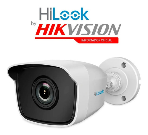 Cámara Bullet Hikvision Hilook Thc-b120-pc 1080p 2mp 4 En 1