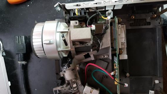 Bloco De Lentes Projetor Acer Pd116p
