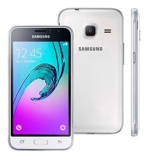 Smartphone Samsung Galaxy J1 Mini Duos Branco Com Dual Chip.