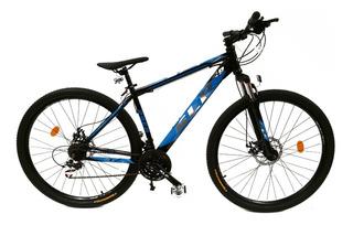 Bicicleta Mtb Slp 10 Pro R29 21 Vel Shimano Disco Suspención