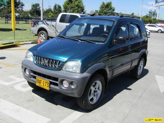 Daihatsu Terios 1.3 Cool 4x4