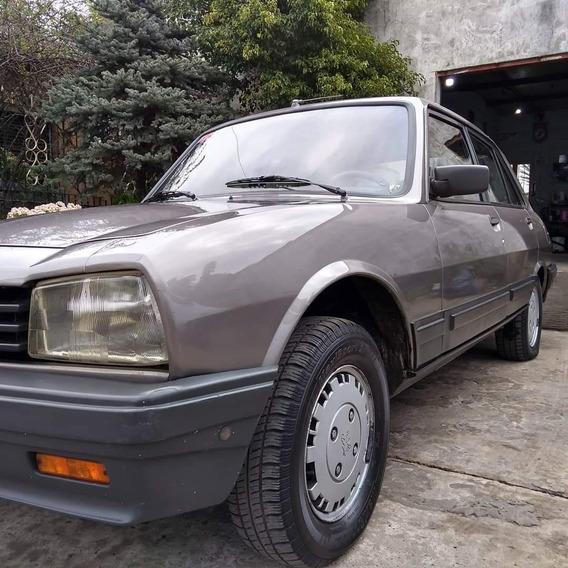 Peugeot 504 2.0 Sr Ii 1988
