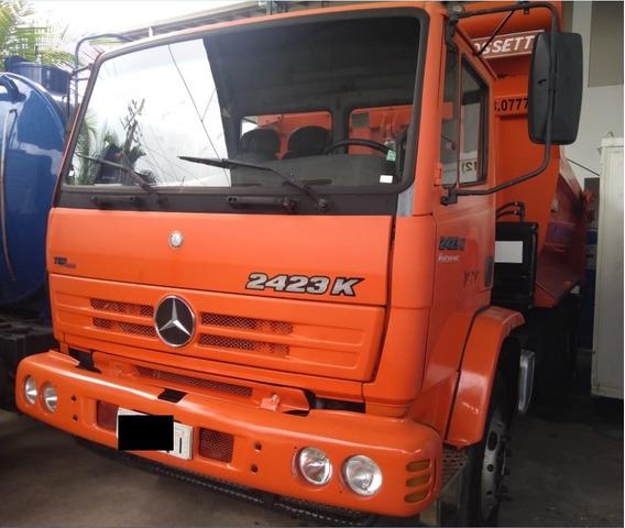 Mercedes-benz 2423 K Caçamba 12m³