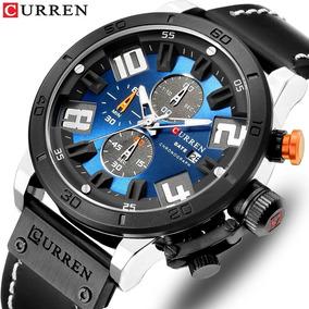 Relógio Curren Modelo 2019 Original Importado Multifuncional
