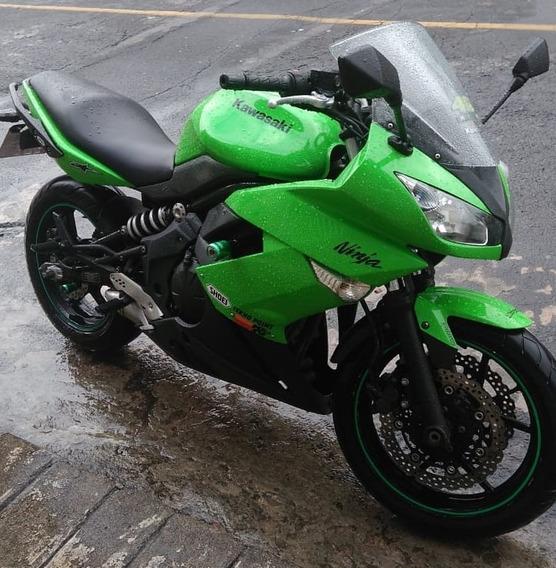 Kawasaki Ninja 650 R 2010