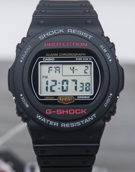 Relógio G Shock Dw 5750e 1dr Original E Garantia De1ano