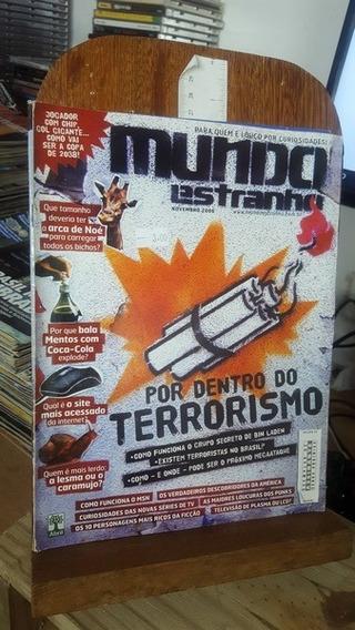 Revista Mundo Estranho 57 - Por Dentro Do Terrorismo