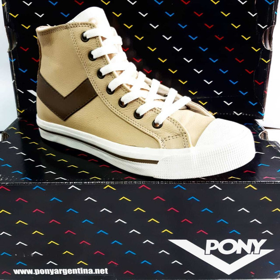Zapatillas Pony Shooter Hi Leather Women