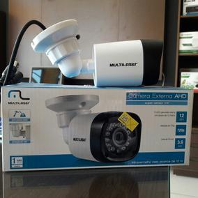 Câmera Hd 720p Multilaser Alta Resolução
