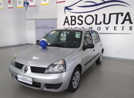 Renault Clio 1.0 Campus 16v Flex 4p Manual