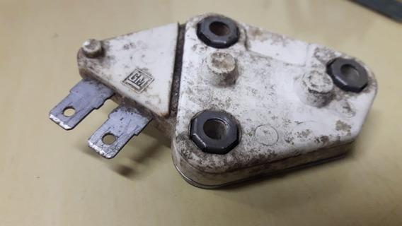 Regulador Voltagem Gm Original Opala Caravan Chevete