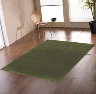 Alfombra Carpeta Nilo 100x150 Rojo Negro Marron Verde Boucle