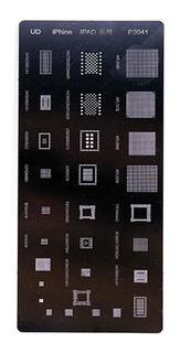 Stencil iPad Bga Reballing Plantilla