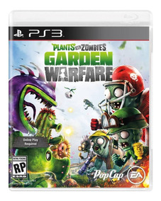Plants Vs Zombies Garden Warfare Play 3 , Codigo Psn!!!
