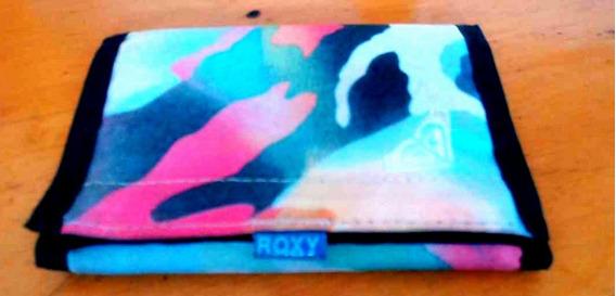 Carteira Feminina Roxy
