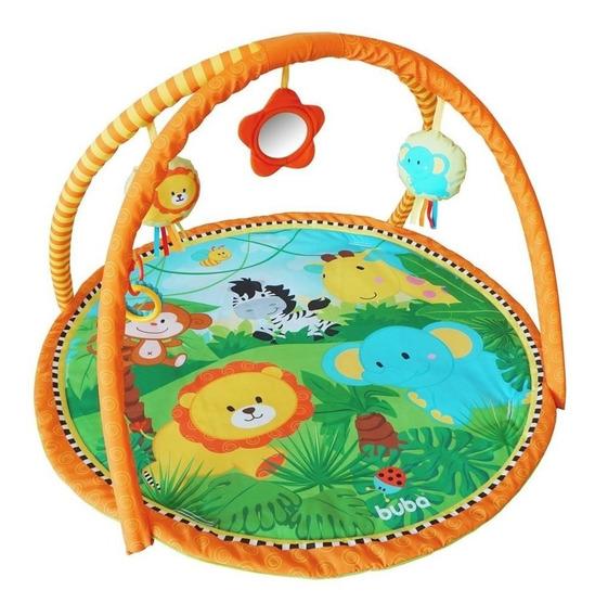 Tapete De Atividades Fundo Do Mar Buuba Toys
