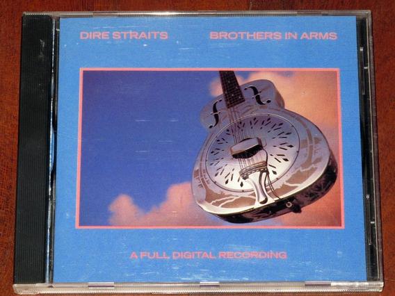 Dire Straits Brothers In Arms Cd Importado 1ra Edición